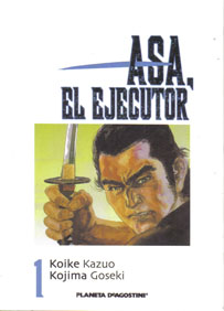 Asa, El Ejecutor (volumen 1)