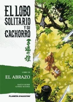 El Lobo Solitario y su Cachorro (volumen 20)