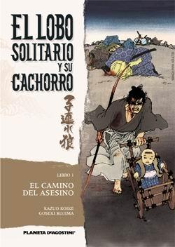 El Lobo Solitario y su Cachorro (volumen 1)