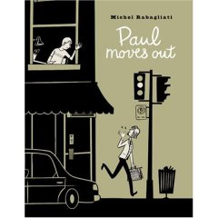 Paul moves out (Michel Rabagliati)