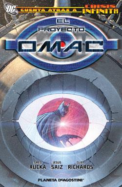 Proyecto OMAC (Rucka, Saiz y Richards)