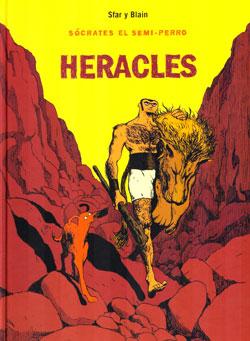Sócrates el semi-perro Nº 1: Heracles (Sfar & Blain)