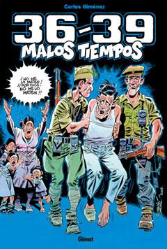 [COMIC-Autor] Carlos Gimenez Portada