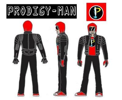 Prodigy-Man