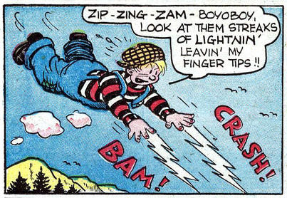 - Johnny Quick: The curious cargo of the Bonnie Bess (1946), de Don Cameron y...