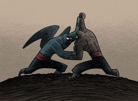 Parecidos razonables: Max Vs Jack Kirby