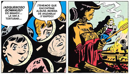 - Flash Gordon. Steps of doom (1937-1938), de Alex Raymond. - Flash Gordon (1941), de...