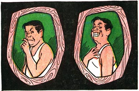 - Cartoons de R Taylor. - Fritzi Ritz, de Ernie Bushmiller. - The Sub-Mariner. Deep-sea...
