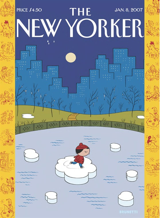 Entre las ltimas incorporaciones comiqueras a las portadas de The New Yorker, destaca la de...