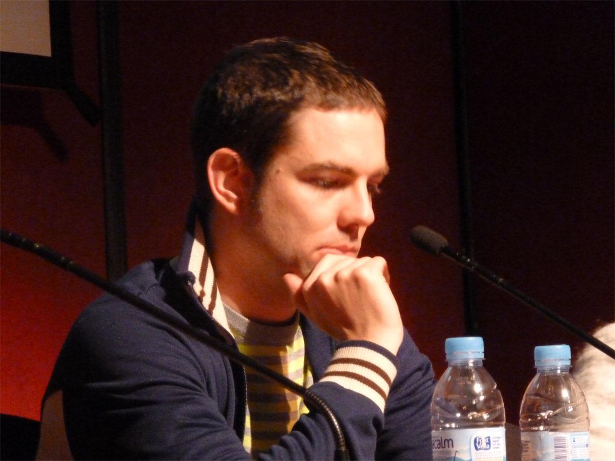 Frederik Peeters: Charla en el Salón del Cómic y Manga de Getxo