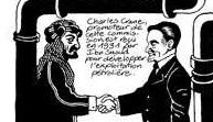 Los mejores enemigos. Una historia de las relaciones entre Estados Unidos y Oriente Medio. Primera parte 1783-1953 (Jean-Pierre Filiu y David B.)