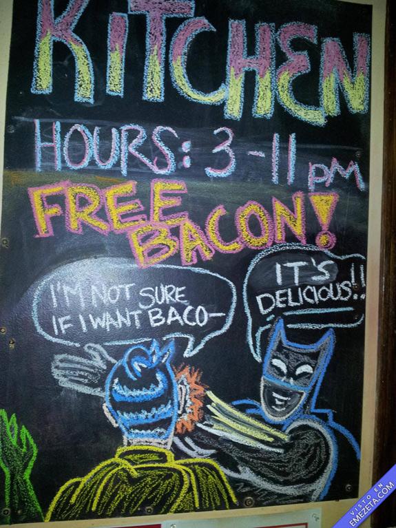 batman-free-bacon