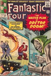 Fantastic Four 23