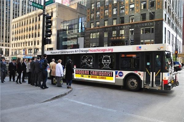 Clowes bus