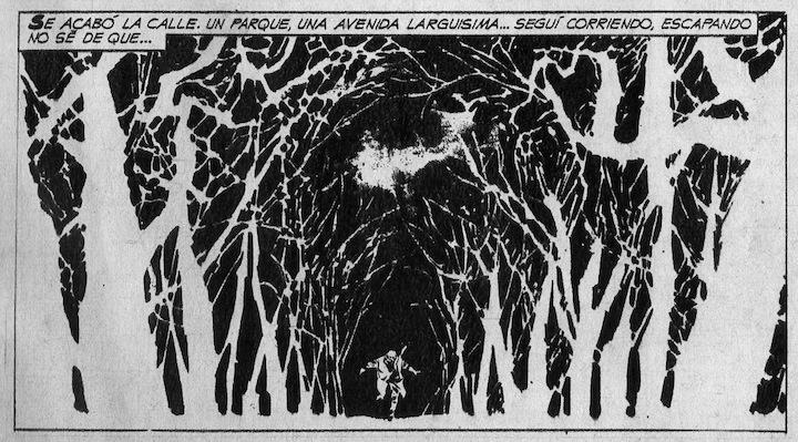 Alberto Breccia - Mort Cinder - Los Ojos de Plomo (Misterix, 3 de agosto de 1962), Editorial Yago