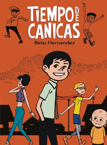 P-Beto Hernandez - Tiempo de canicas - Forro