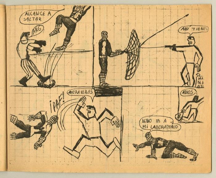 Spiderman (fanzine infantil, 1980)