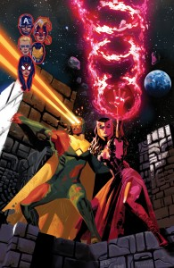 avengers 24.now - daniel acuña - 2013