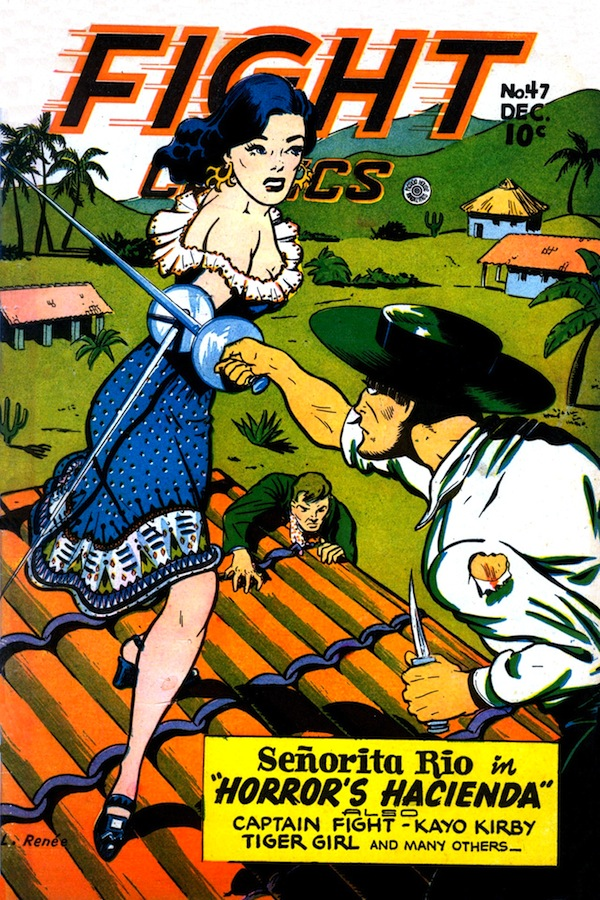 Fight_Comics_47_Renée