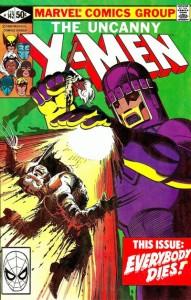 the uncanny x-men 142 - byrne y asutin - 1981