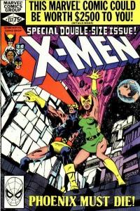 x-men 137 - john byrne 1980