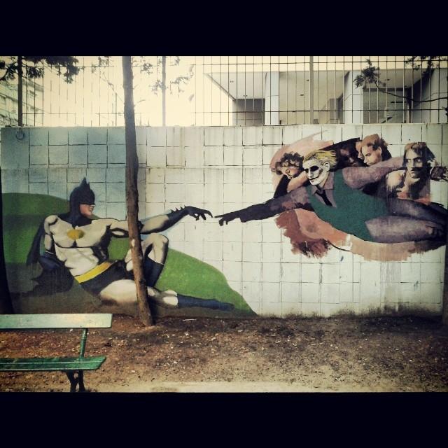 grafittibatman