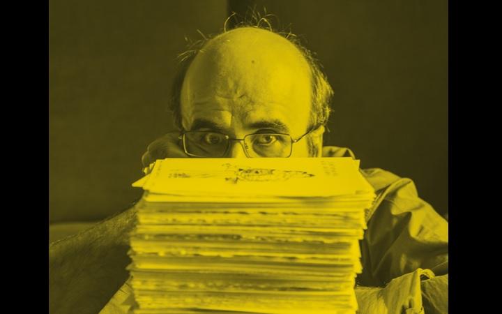 Juan Berrio, cronista de lo mínimo