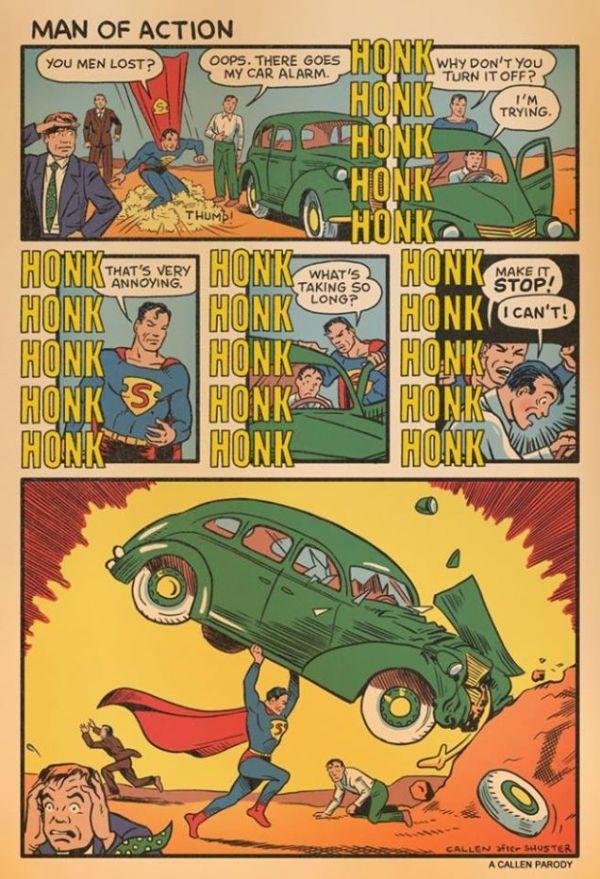 supermanbehind