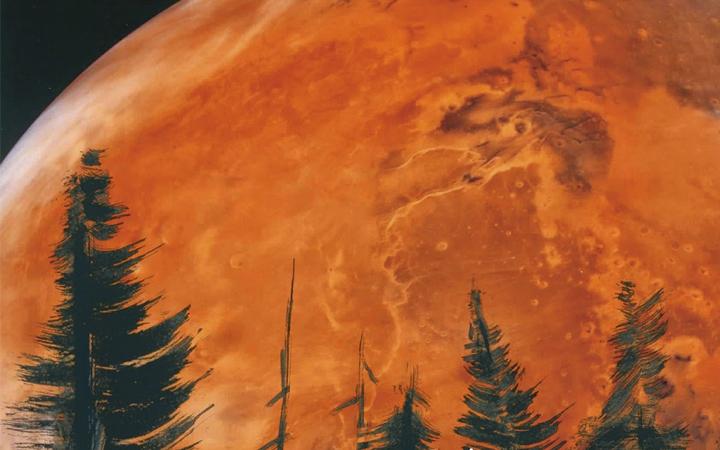 Marte. Ida y vuelta (Pierre Wazem)