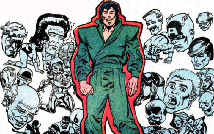 FIRMADO MR. J (XXIII) La editorial Marvel en 1985