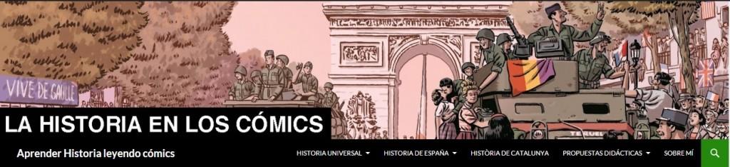 historia y cómic