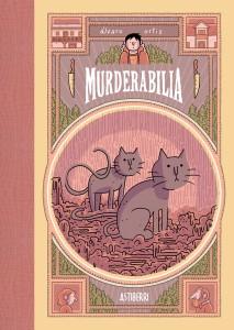 Presentación de  BELLA MUERTE y MURDERABILIA en Pontevedra