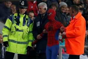 spiderman manchester city