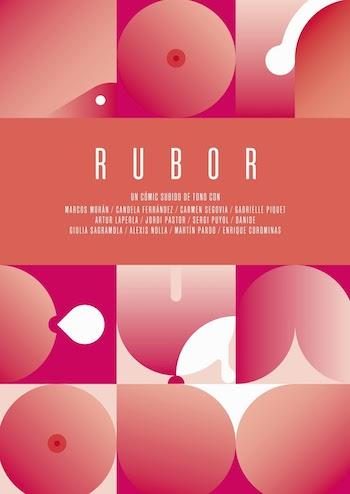 Varios autores - Rubor -Cubierta