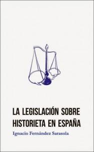 legislación historieta