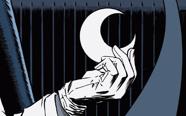 Caballero Luna: De entre los muertos (Warren Ellis, Declan Shalvey y Jordie Bellaire)