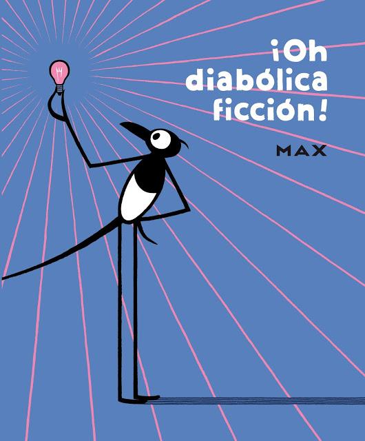 Max- Diabólica ficción -Portada