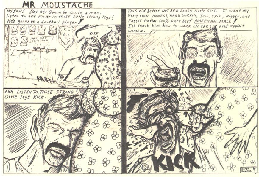mr moustache