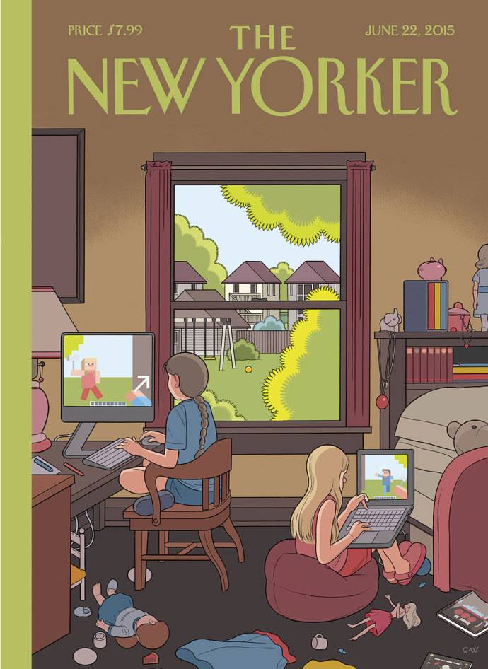 ware new yorker