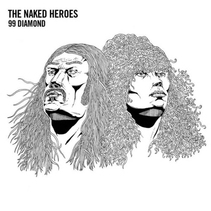 naked heroes