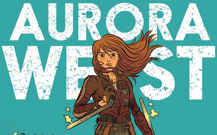 El momento de Aurora West/La caída de la casa West (Pope, Petty & Rubín)