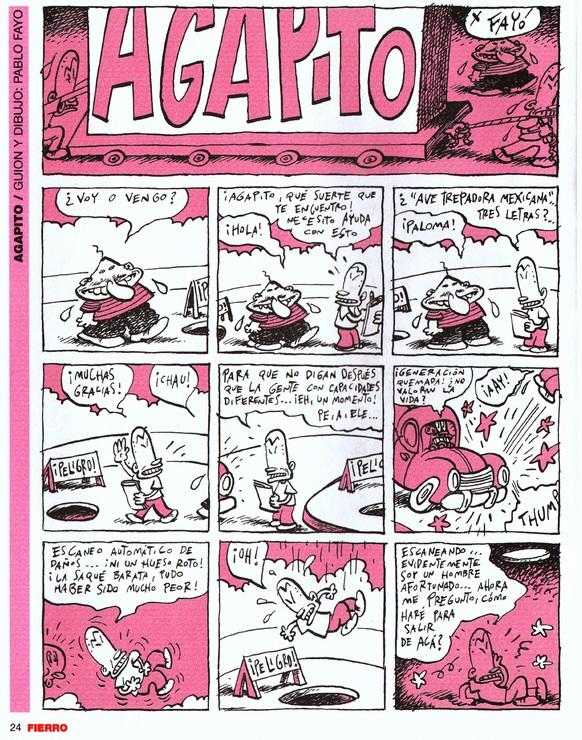 FIG. 08 - Agapito en Fierro