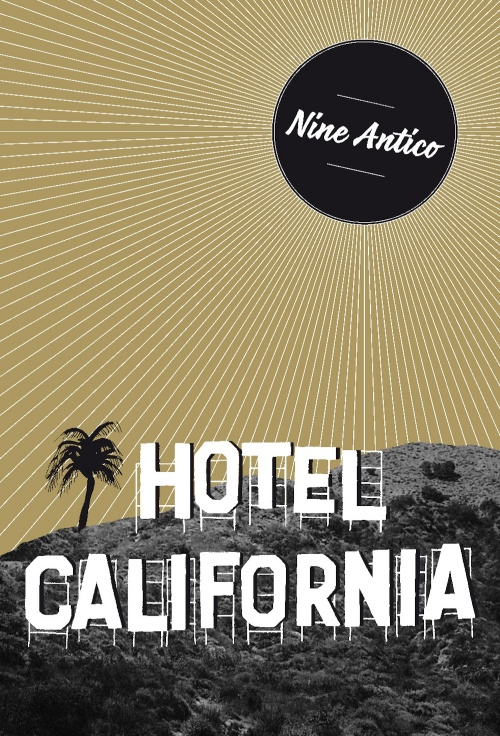 hotel california portada