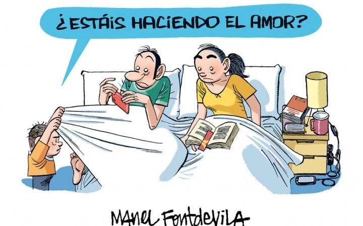 Las nuevas aventuras de Emilia y Mauricio (Manel Fontdevila)
