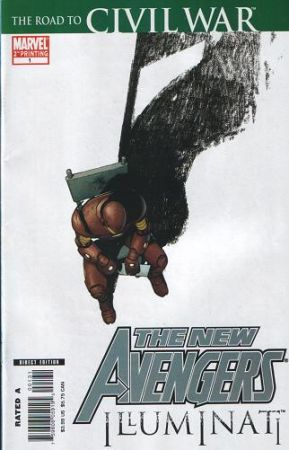 New Avengers Civil War 02