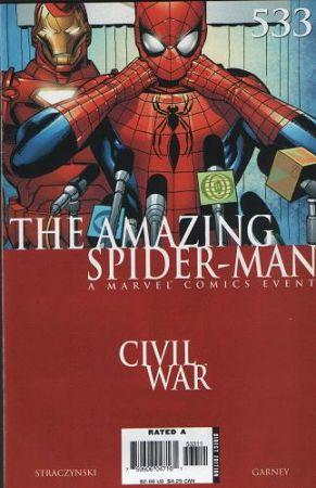 Spider Man Civil War1